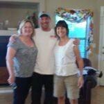Denise, Mike, Aida