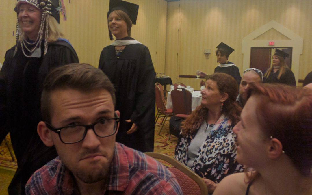 The Happiest Graduation
